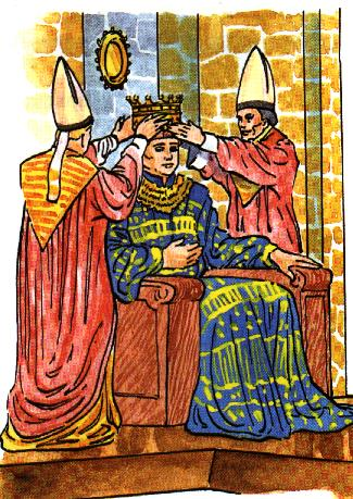 After the Battle of Hastings, William was called William the Conqueror (14).